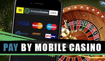Casino Deposits with SMS